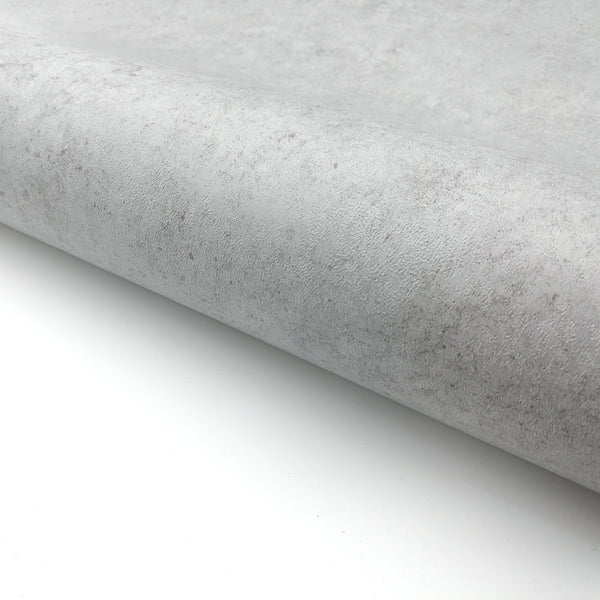 "Concrete Cement Look Wallpaper Gray Contact Paper 24"" x 78.7"""