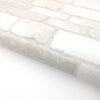 Vintage Faux Brick Peel & Stick Wallpaper Kamnik