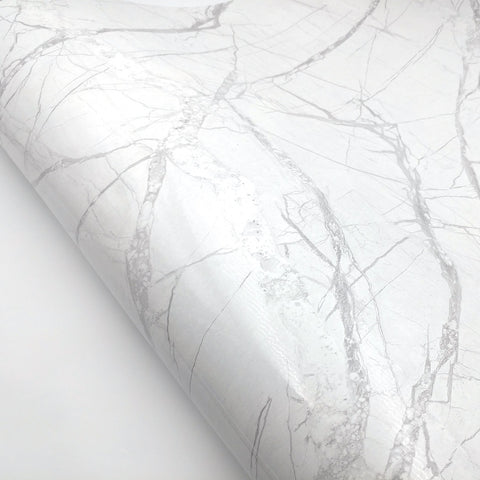 Marble Interior film Self adhesive Glossy Marble Paper Rewa, Faux Marble Paper