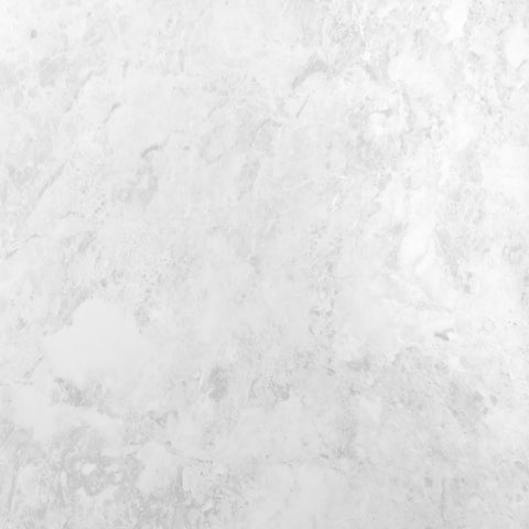 "Marble Contact Paper Granite Look Effect - White Gray, Matte 24"" x 78.7"""
