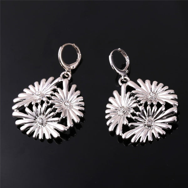 Daisy Flower Earings
