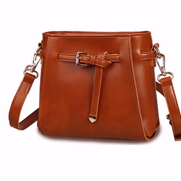 2016 New women leather Shoulder bags
