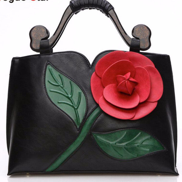 2016 Women's flowers handbag/shoulder bag