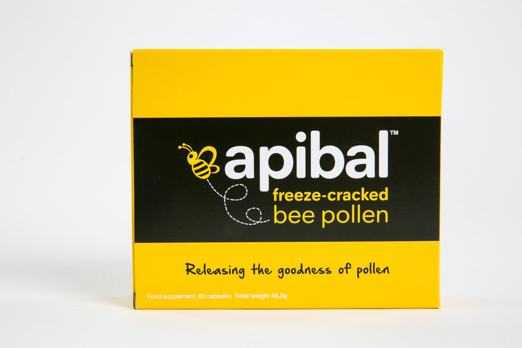 Apibal Freeze-Cracked Bee Pollen