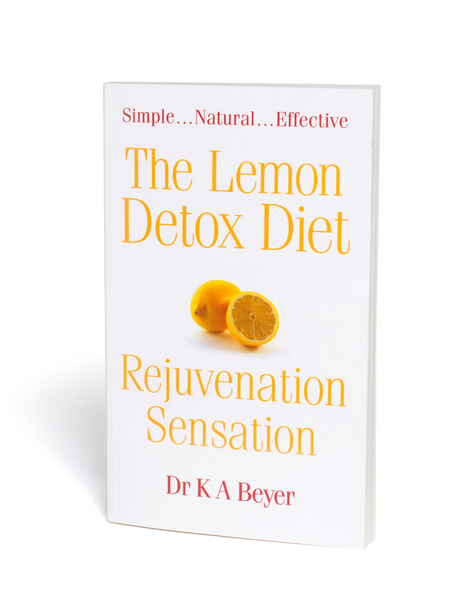 The Lemon Detox Diet Rejuvenation Sensation