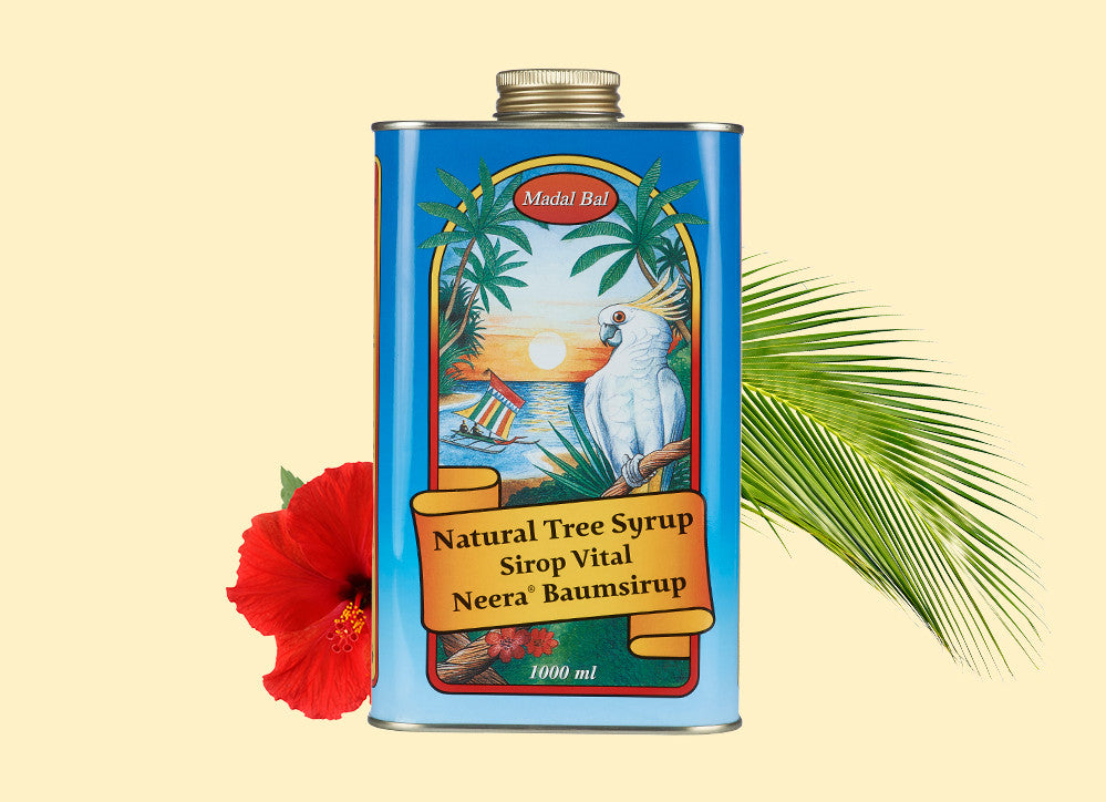 madal bal natural tree syrup product image front one litre