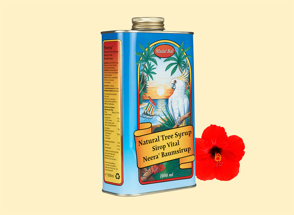 madal bal natural tree syrup product image side left one litre