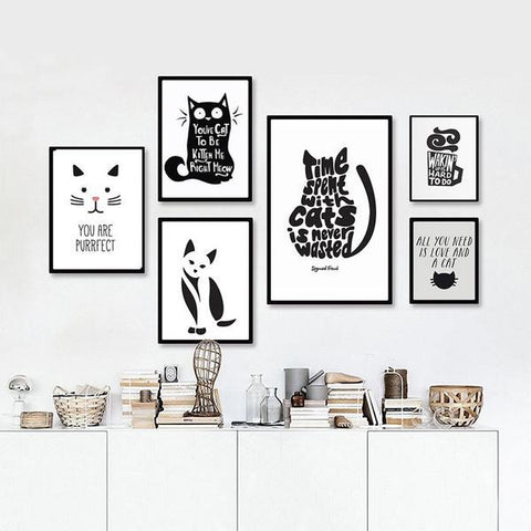 Wall Art, Posters & Clocks