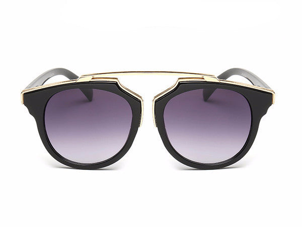 Retro Cat Eye Sunglasses - Two Stupid Cats