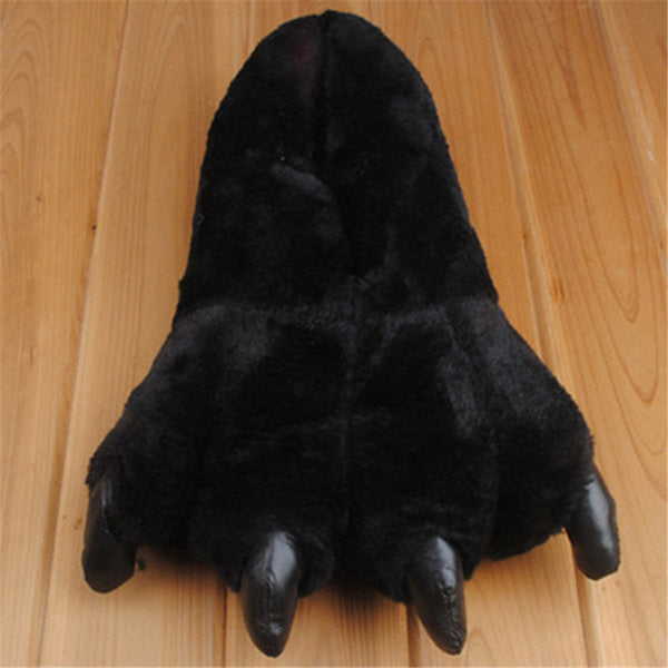 Wild Cat Paw Slippers - Two Stupid Cats