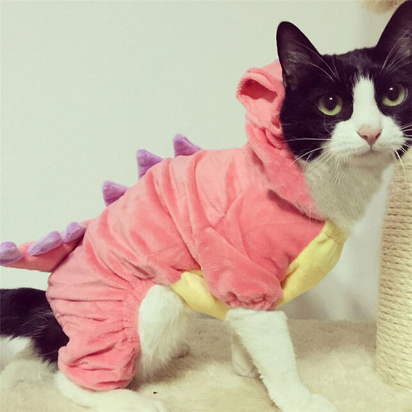 I'm a Dinosaur Cat Costume - Two Stupid Cats