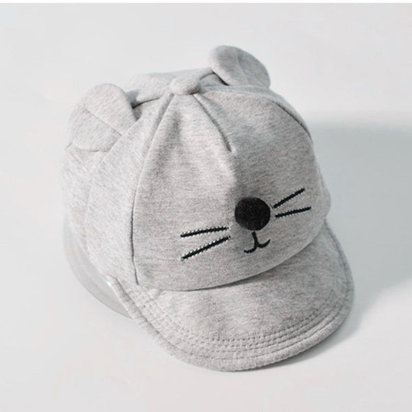 Baby Cat Baseball Hat