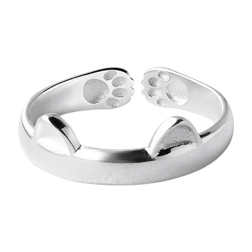 Cat Paws Ear Ring