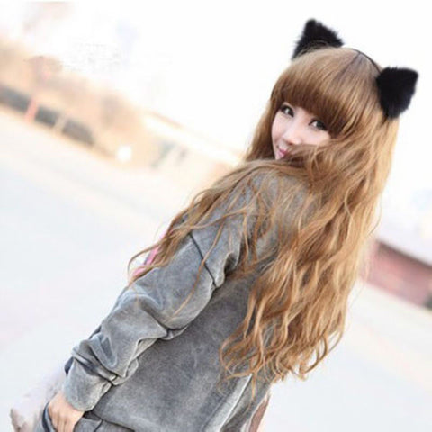 Cat Ears Headband - Two Stupid Cats
