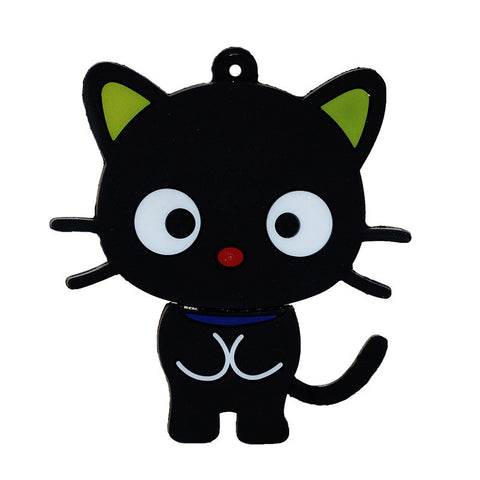 Cute Cartoon Cat USB Drive - Two Stupid Cats