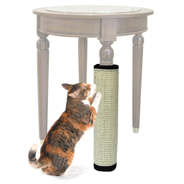 Smart Sisal Cat Scratcher - Two Stupid Cats
