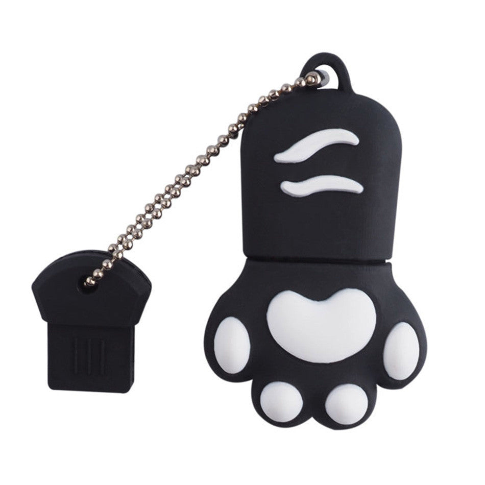 Cat Paw USB Stick - Two Stupid Cats