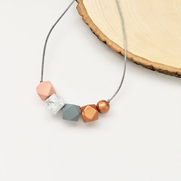 The Andie Teething Necklace