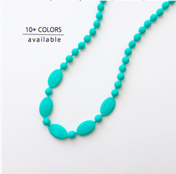 The Jade Fully Beaded Necklace | 10 color options