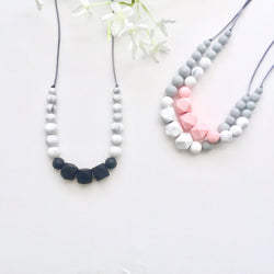 The Stella Teething Necklace | 5 color options