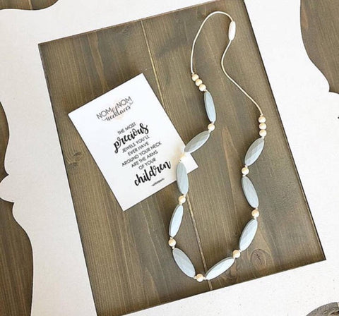 The Norah Teething Necklace