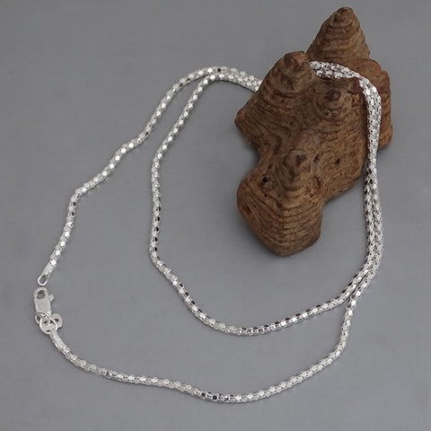 Korean Style Chain Necklace 22""