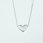 Heart Necklace 18""