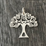 Tree of Life Pendant 24mm