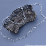 Hearts Chain Necklace 16""