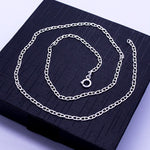 Gucci Style Chain Necklace 22""