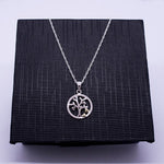 Tree of Life Necklace 18""