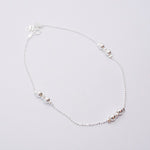 Beads Chain Anklet 10""