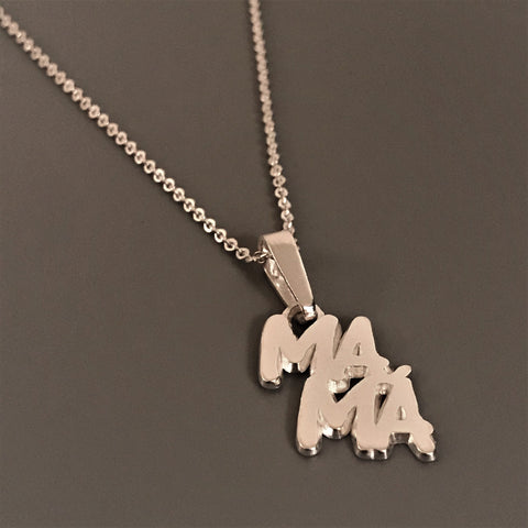 Mama Necklace 18""