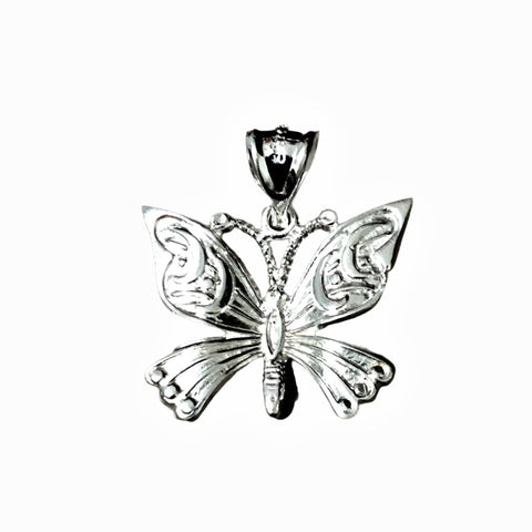 Butterfly Pendant 20mm