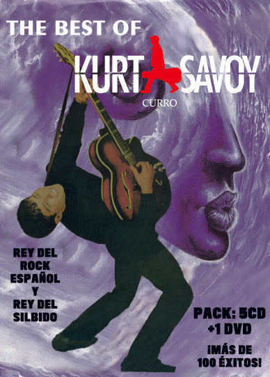 PACK KURT SAVOY: 5CD + 1DVD