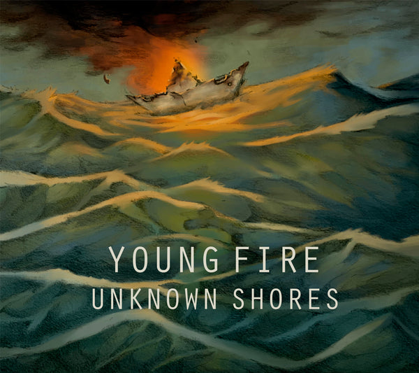 CD - Unknown Shores