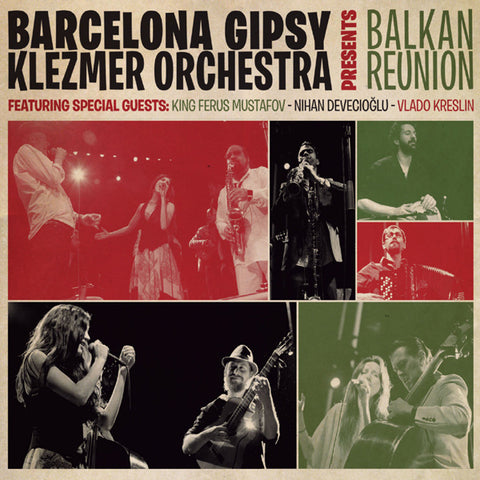 BGKO - BALKAN REUNION (2015) CD