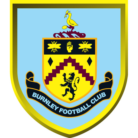 Burnley personalised gifts