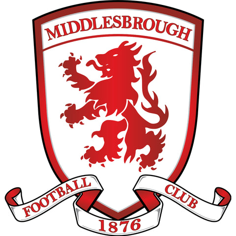 Middlesbrough personalised gifts