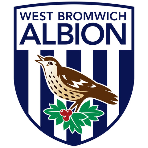 West Brom personalised gifts