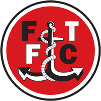 Fleetwood Town Gifts. Personalised Official Licenced Football Merchandise