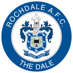 Rochdale Gifts. Personalised Official Licenced Football Merchandise
