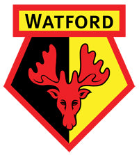 Watford Gifts. Personalised Official Licenced Football Merchandise