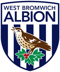 West Brom Gifts. Personalised Official Licenced Football Merchandise