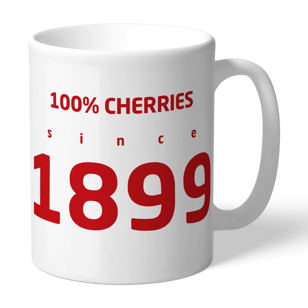 AFC Bournemouth 100 Percent Mug - Official Merchandise Gifts
