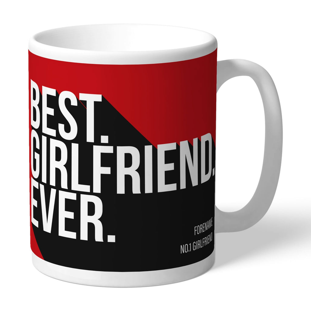 AFC Bournemouth Best Girlfriend Ever Mug - Official Merchandise Gifts