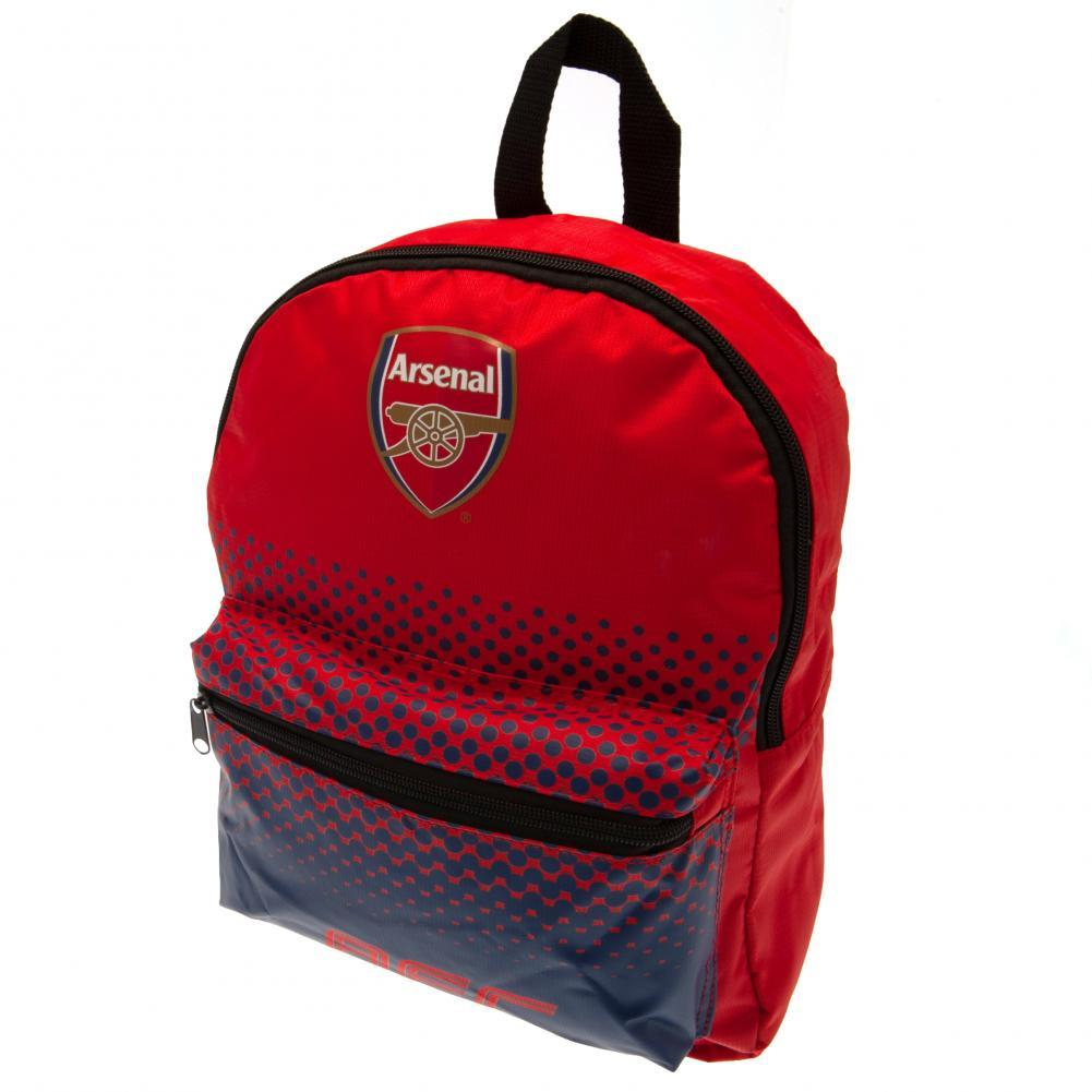 Arsenal FC Junior Backpack, Luggage & Bags by Glamorous Gifts UK