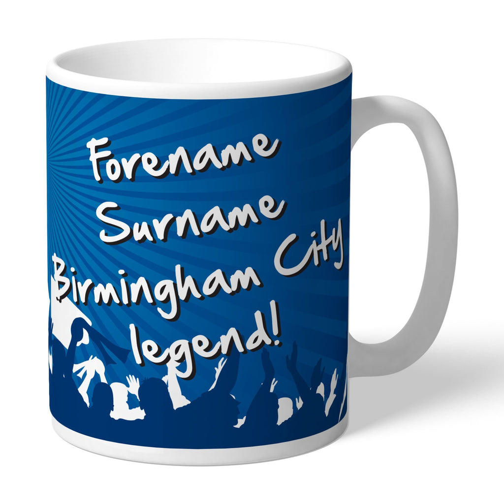 Birmingham City FC Legend Mug - Official Merchandise Gifts
