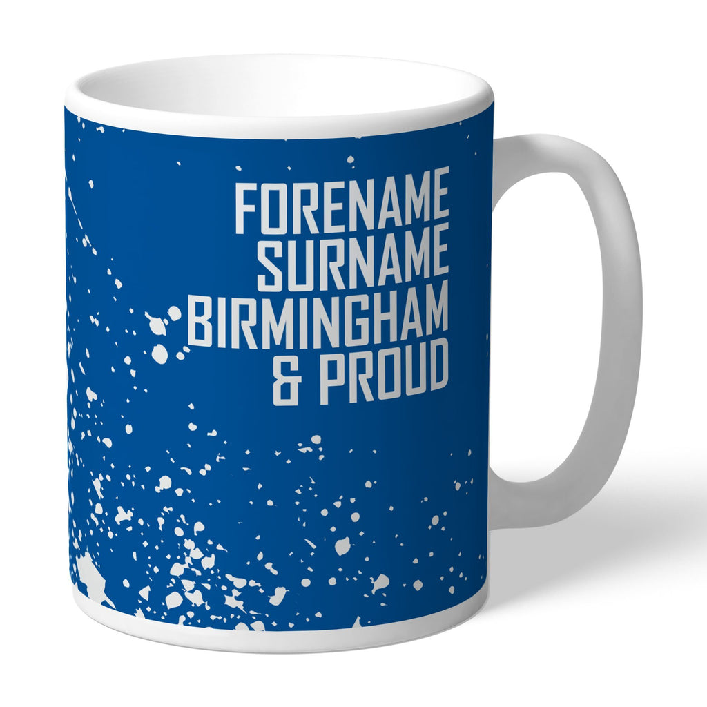 Birmingham City FC Proud Mug - Official Merchandise Gifts