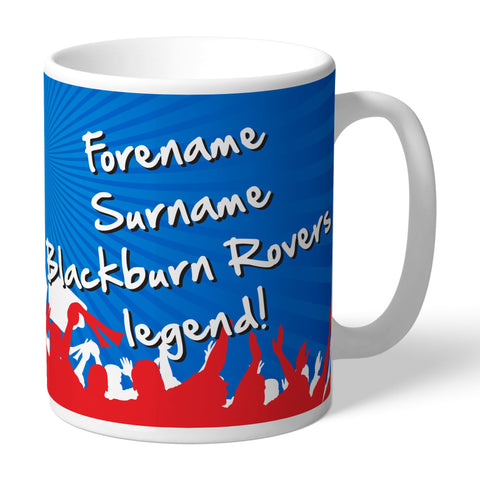 Blackburn Rovers FC Legend Mug - Official Merchandise Gifts